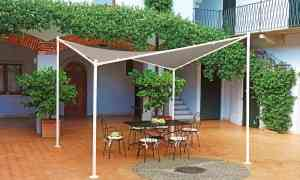 Tenda Butterfly di Greenwood. Ombreggiare l'outdoor con eleganza