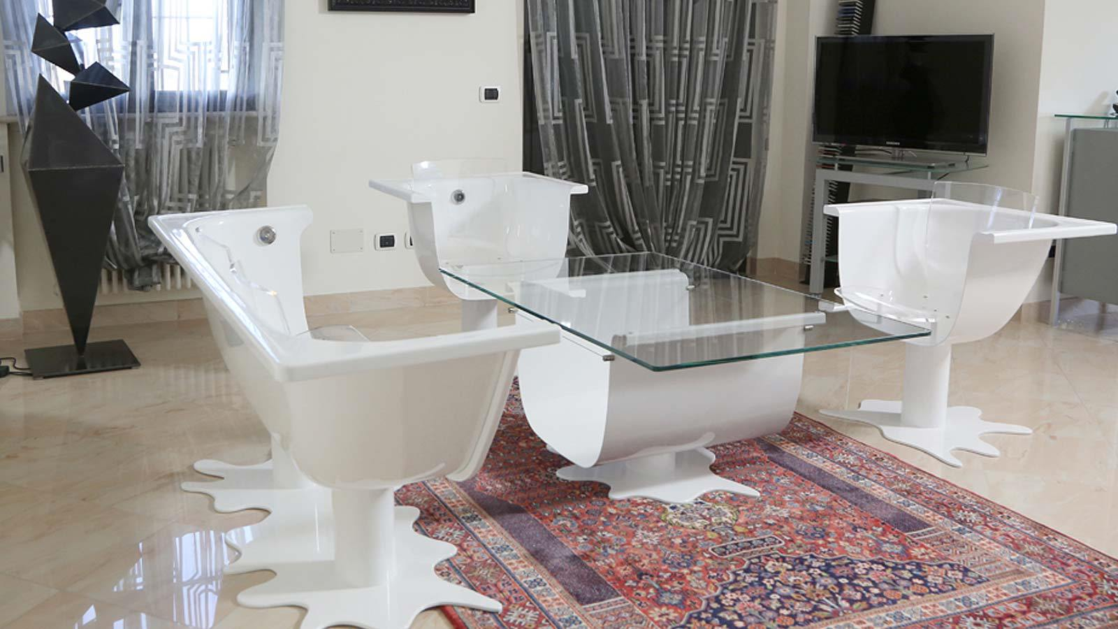 Interior design made in Italy White4Lounge