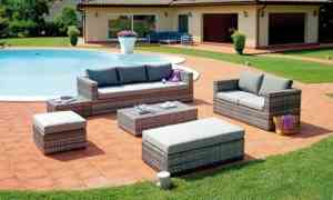 Set Saint Tropez di Greenwood Il maxi salotto per vivere l'outdoor
