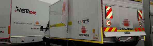 LEASYS AL TRANSPOTEC CON DHOLLANDIA