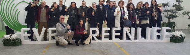 Inaugurata la sede di Evergreen Life Products a San Giovanni al Natisone