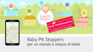 Baby Pit Stoppers, arriva la app