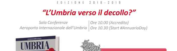 L'Umbria verso il decollo? ESG89 Group -Presentazione dell'Annuario Economico dell'Umbria 2018-2019