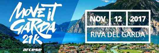 MOVE IT GARDA 21K ARCESE SI PRESENTA A TRENTO