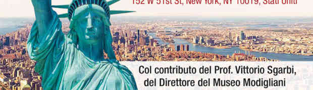 Spoleto Arte: il sogno americano si avvera con la New York International Art Expo