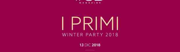 13 dicembre il Winter Party di #3DMagazine