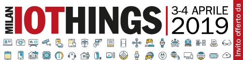 IoThings Milan 2019 - Leading the Digital Transformation of Things