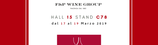 F&P Wine Group presente a ProWein 2019