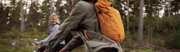 Urban outdoor sostenibile: i must-have di primavera firmati Fjällräven