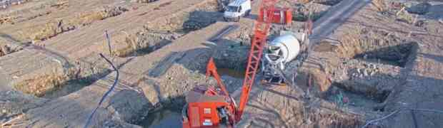 Mauzzucchelli 1849 : video in timelapse cantiere nuovo stabilimento