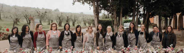 Spring Wedding Workshop: ingredienti principali amore e passione