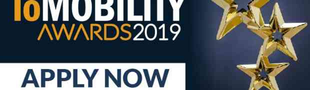 Pronti al debutto gli IoMOBILITY Awards 2019