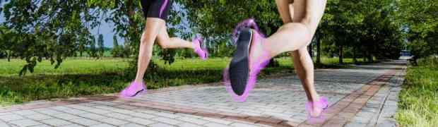 Fly Walk®, il supporto plantare ultrasottile per i runner