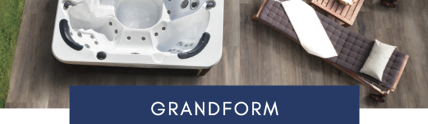 Grandform Contract Spa A400: vasca idromassaggio conviviale e performante per un benessere a 360°