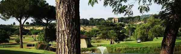 Campi da golf a Roma Country Club Castelgandolfo