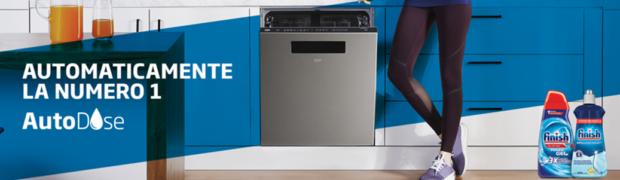 Live la nuova campagna digitale di Beko in collaborazione con Finish