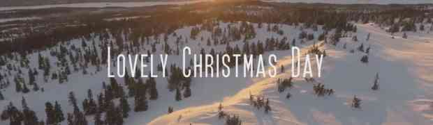 "Giangi Bonsaver in radio con il singolo ""Lovely Christmas Day"""