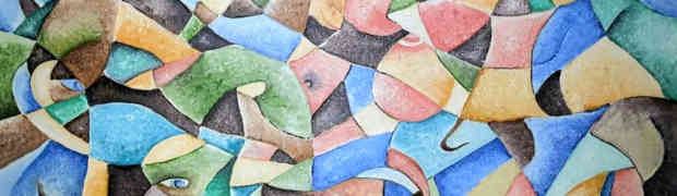 La ricerca pittorica appassionata di Davide Quaglietta