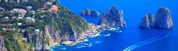 Capri l'isola Azzurra