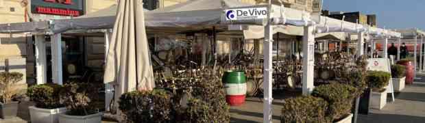 A Napoli oltre il caffè solidale vi è anche il gazebo solidale !