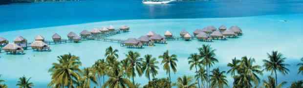 La Polinesia chiude le porte al turismo