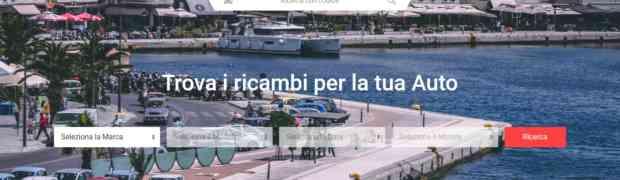 Pezzi ricambio auto online? Tutto facile grazie a Ricambi-Euro.it