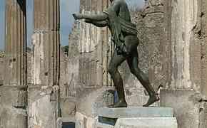 Il Tempio di Apollo Scavi di Pompei