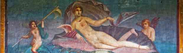 Casa della Venere in conchiglia Pompei