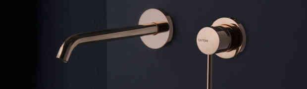 Circle Two di Gattoni Rubinetteria. Libertà di espressione e raffinati abbinamenti
