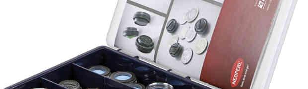 Aerobox e Idrobox di Neoperl. I kit indispensabili per il banco vendita e per l'installatore