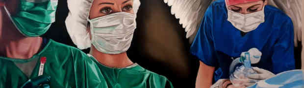 """Gli incantevoli """"Racconti pittorici"""" di Monia Micaletto in mostra online"""