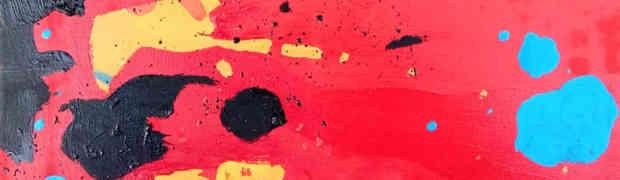 """È online la mostra pittorica """"La forma del colore"""" di Monica Scaglione"""