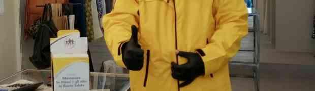 Ministri Volontari di Scientology diffondono la prevenzione dal contagio