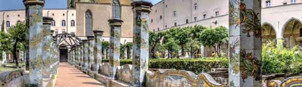La Basilica di Santa Chiara Napoli