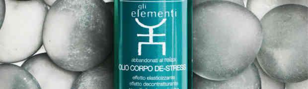 """""""gli elementi"""", successo alla Milano Fashion Week e lancio delnuovo Olio Corpo De-Stress"""