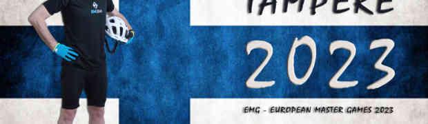 EM314: l'atleta più green d'Italia a caccia degli European Master Games finlandesi di Tampere 2023