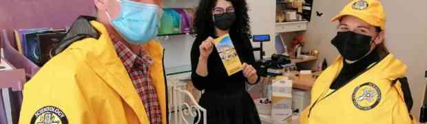 Ministri Volontari di Scientology Prevenzione come contrasto al contagio