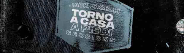 """JACK JASELLI """"Torno a casa a piedi"""" libro ed Ep del cantautore milanese in uscita il 27 aprile"""
