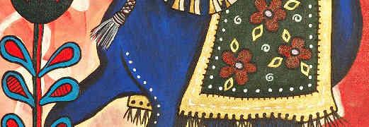 Paola Moscatelli: elogio all'arte universale