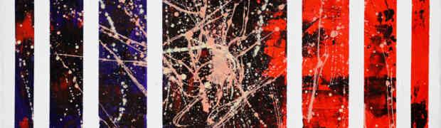 Il pensiero pittorico astratto di Daniel Mannini