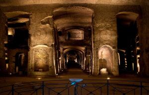 Le Catacombe di Napoli