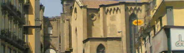 La chiesa di Sant'Eligio Maggiore Napoli