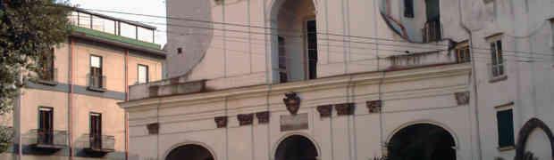 Chiesa di Sant'Antonio Abate Napoli