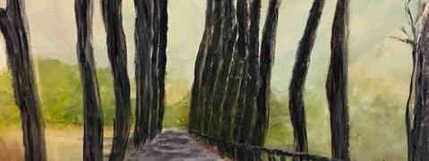 Rosanna Piervittori: una pittura al di là del visibile