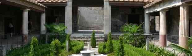 Casa degli Amorini dorati Pompei