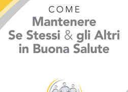 Opuscoli informativi per mantenersi in buona salute in distribuzione gratuita a Milano