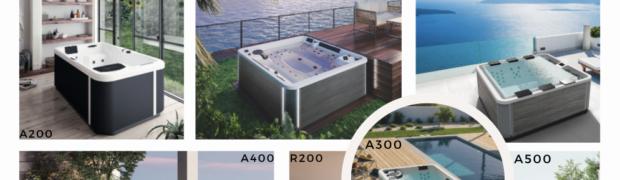 Kinedo by SFA Group: le nuove minipiscine top di gamma completamente personalizzabili