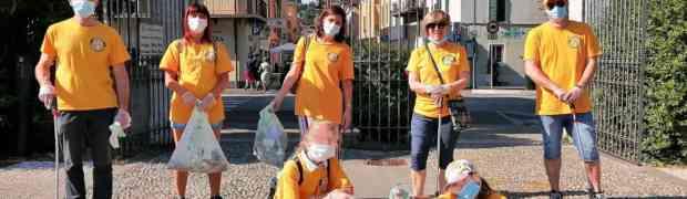 Ministri Volontari di Scientology per un forte senso civico