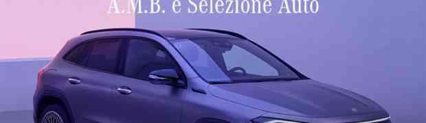 Selezione Auto presenta la Nuova EQA