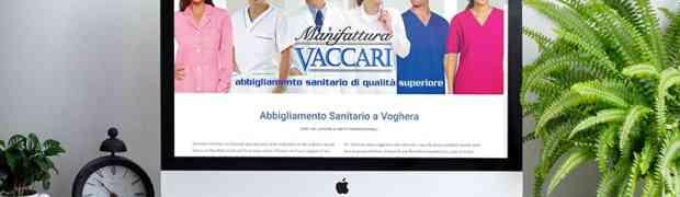 Manifattura Vaccari a Voghera: Pubblicato il nuovo sito web